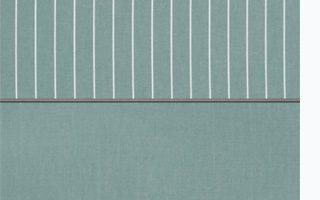 Kettler aqua cushion fabric