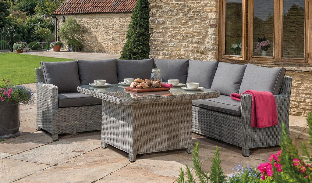 Palma Grande Luxury Wicker Garden Furniture Kettler