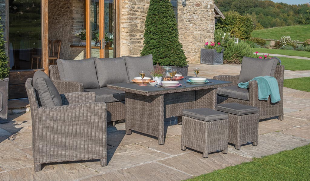 Palma Sofa Set Casual Dining Garden Furniture Kettler