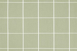 Sage Check fabric swatch