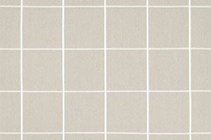 Stone Check fabric swatch