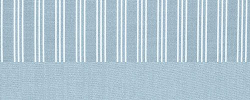 Pacific Blue coloured cushion/canopy swatch