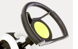 go kart sporty steering wheel