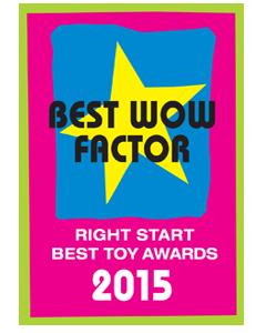 Best WOW Factor Award 2015
