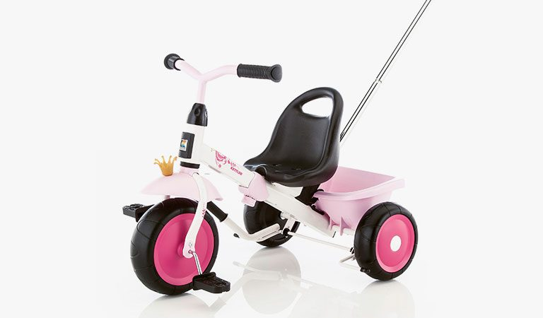 The Happy Trike Princess from KETTLER's Toy range on a grey background.