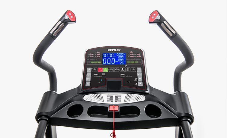 K2 High Incline Trainer console
