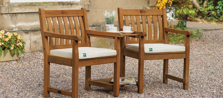 RHS Chelsea   Luxury Wooden Garden Furniture - Kettler Official Site