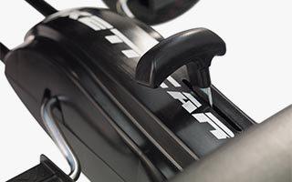 Gearstick detail of the Daytona Air Go Kart