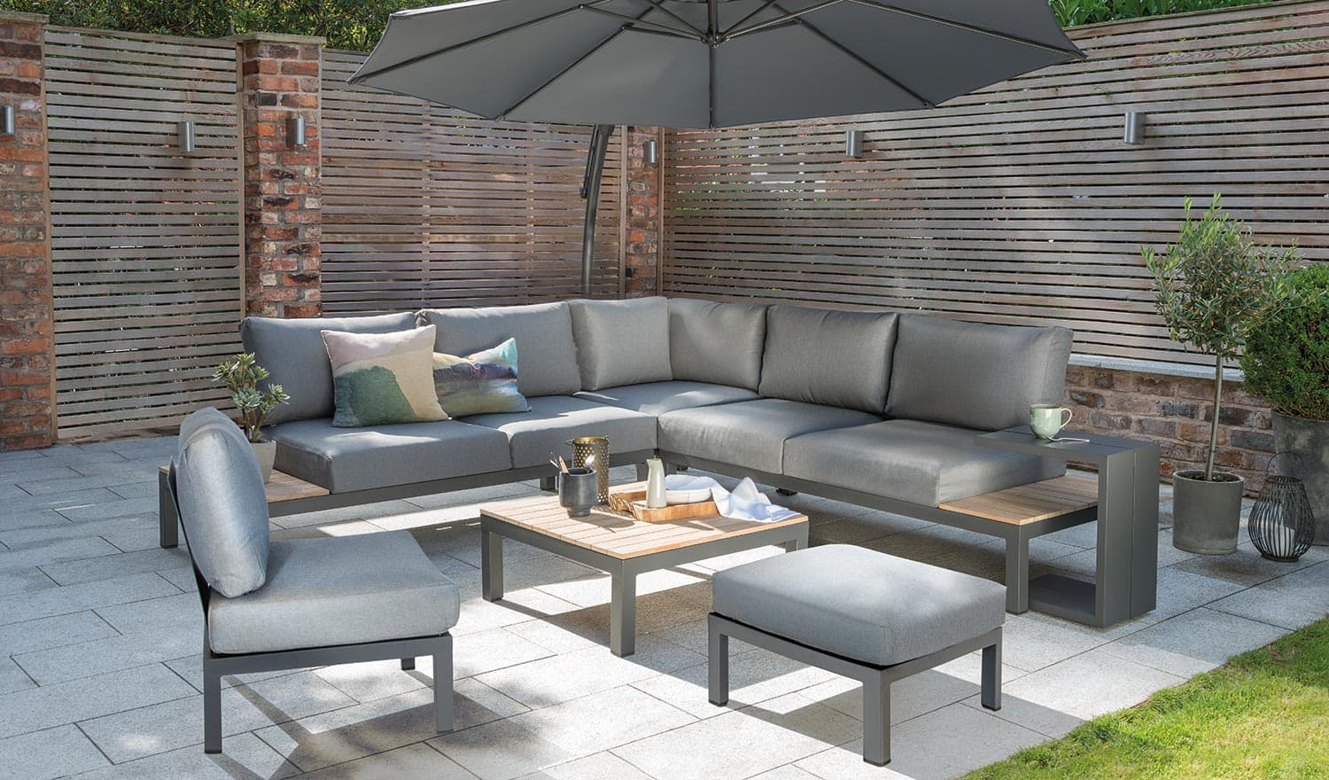 Elba Corner Set - Garden Furniture  Kettler Official Site