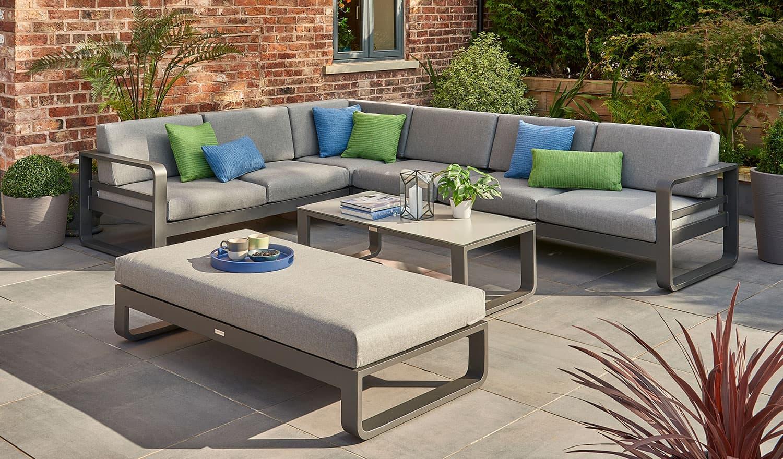 Reno Corner | Jati & Kebon Garden Furniture - Kettler Official Site