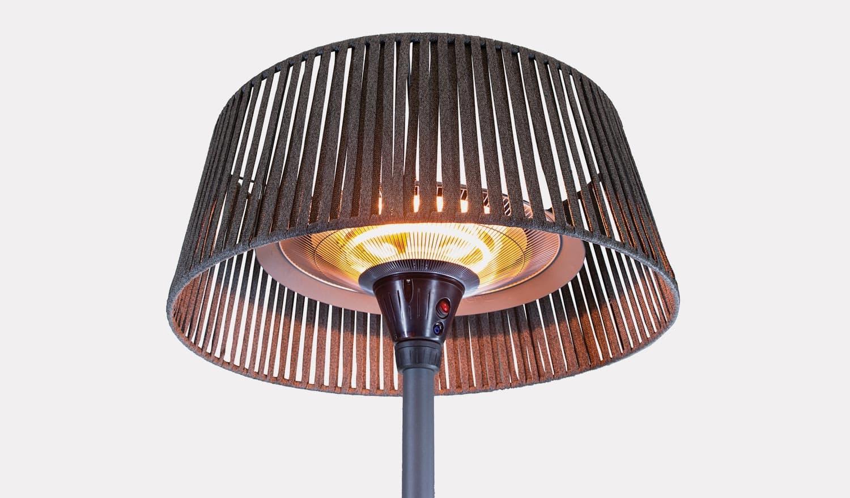 Plush Floor Standing Garden Heater & Lamp - Kettler Official Site