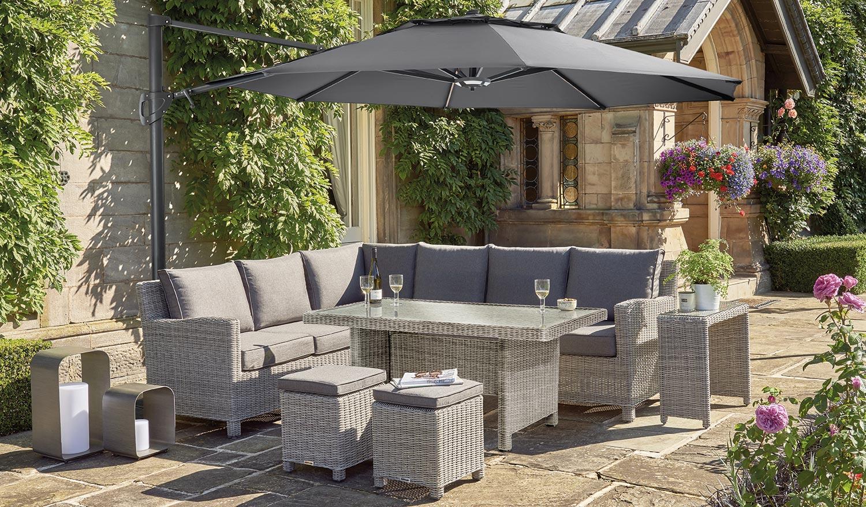 Palma Corner Set Casual Dining Garden Furniture Kettler Official Site