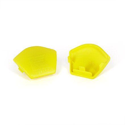 Yellow steering wheel cap for KETTLER's Go-Karts