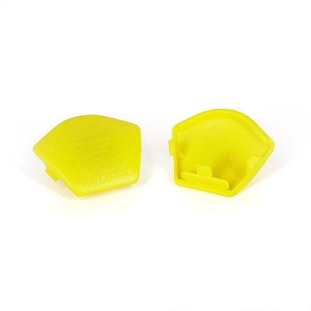 Yellow steering wheel cap for KETTLER's Go-Karts