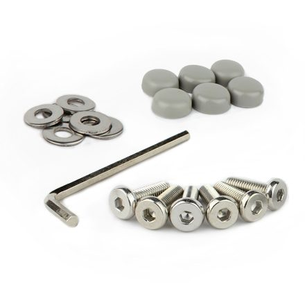 Bolt Pack for Madrid Table on a white background