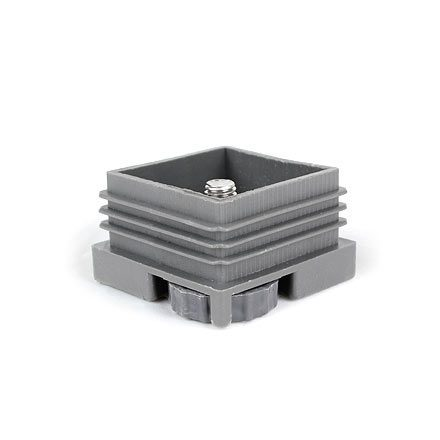 Adjustable Footcap for Palma Stool & Palma Mini Table on a white background