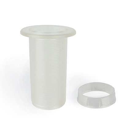Parasol Hole Plastic Insert For Wicker Table Kettler