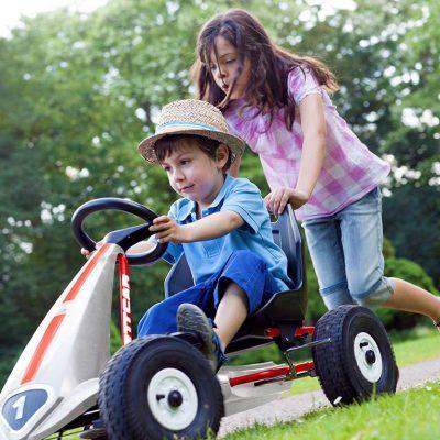 Go Karts & Balance Bikes Age - 5-10