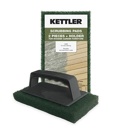 Hardwood Scrubbing pads