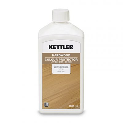 Kettler Hardwood Colour Protector Brown