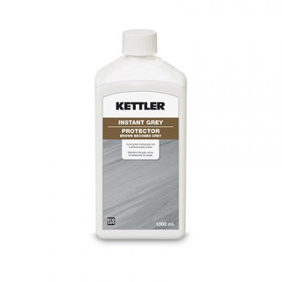 Kettler Hardwood Colour Protector Grey